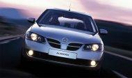 Nissan Almera 3D