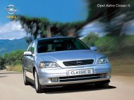 Opel Astra Classic II 5D