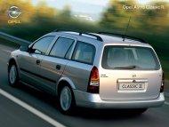Opel Astra Classic II Caravan